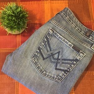 "7FAM Denim Jeans 31"""